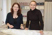Služby bytového designérství nabízí v Benešově Eva Vnoučková a Eva Řeháková už zhruba 9 měsíců. Začátkem příštího roku se pak chtějí rozjet za potencionálními zákazníky i mimo něj.