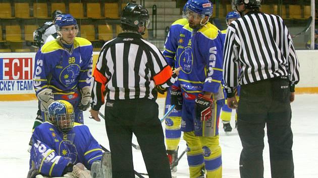 Hokejisté Benešova si výhrou v Příbrami pojistili vedoucí pozici v krajské lize.