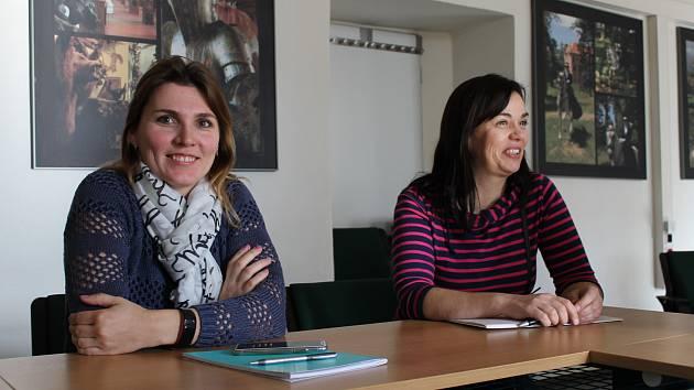 Mateřské centrum Hvězdička spolu s Úřadem práce Benešov uspořádali besedu na téma Návrat do práce.