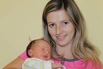 Slavnostním dnem pro Veroniku Jiráskovou a Davida Kněžíka z Libže u Vlašimi je 3. říjen. V 8.20 se jim narodila prvorozená dcera Sofie. Na svět přišla s váhou 3,05 kilogramu.