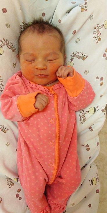 Eliška Kopáčová se narodila 2. května 2021 v 19. 57 hodin v čáslavské porodnici. Pyšnila se porodní váhou 3130 gramů a délkou 49 centimetrů. Domů do Strašova si ji odvezli maminka Michaela, tatínek Jan a tříletý bráška Honzík.