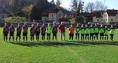 Zápas mezi ženami Měchenic a Čechtic skončil bez branek, na penalty zvítězily hostující Panterky.