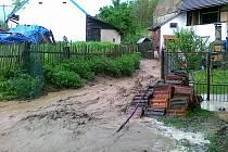 Povodně v Žíňánkách