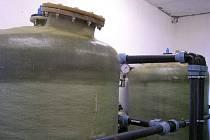 Vrchotojanovický vodovod je už vybavený filtry a bez uranu