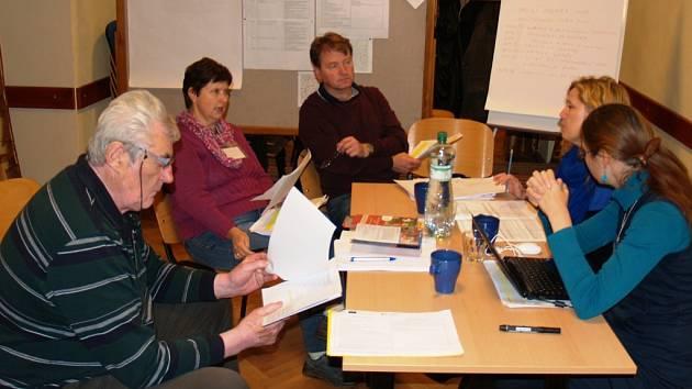 Konference MAS Blaník se v Čechticích zúčastnilo téměř osmdesát lidí.