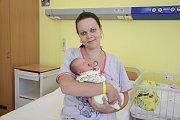 Malá Silvie Nigrinová se narodila 8. července v15.25 rodičům Ivetě Neradové a Jakubovi Nigrinovi zNeveklova. Při narození vážila 2870 gramů a měřila 47 centimetrů.