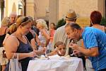 Slavnost ovocných knedlíků se koná po celý víkend na Konopišti.