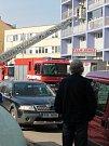 Zásah hasičů HZS v Benešově Na Bezděkově.