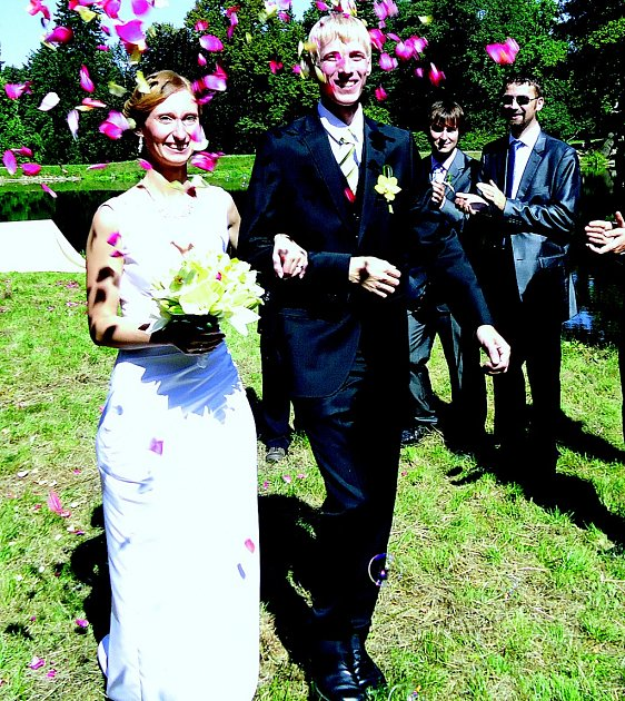 Svatba Lucie a Aleše