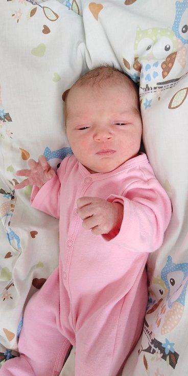 Viktorie Svobodová přišla na svět 7. dubna 2021 ve 23. 21 hodin v čáslavské porodnici. Pyšnila se porodní váhou 3350 gramů a délkou 51 centimetrů. Doma v Krchlebech ji přivítali maminka Petra, tatínek Martin a čtyřletá sestřička Domča.