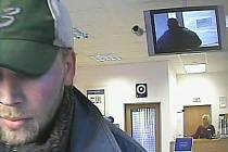 Fotografie z bezpečnostní kamery