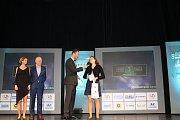 Galavečer ankety nejúspěšnější sportovec Benešovska 2017 se konal v KD Karlov.