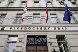 Krajský úřad Středočeského kraje v Praze - ilustrační foto