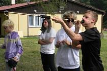Letošní letní tábor se nesl v duchu cestovatele Emila Holuba.