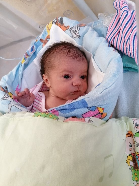 Lucinka Procházková se narodila 2. března 2021 ve 12:15 v nymburské porodnici. Po porodu měřila 50 cm a vážila 3120 g. S rodiči Šárkou a Janem Procházkovými bude bydlet v Milovicích.