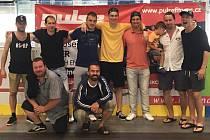 Floorball Cup Vlašim.