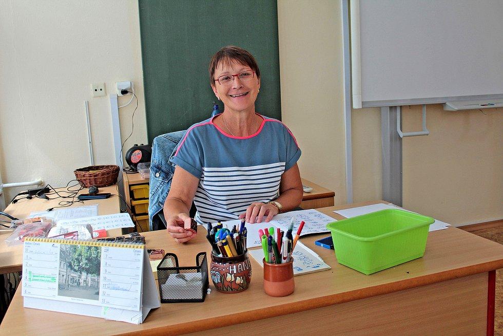 Závěr přípravného týdne na benešovské ZŠ Dukelská.