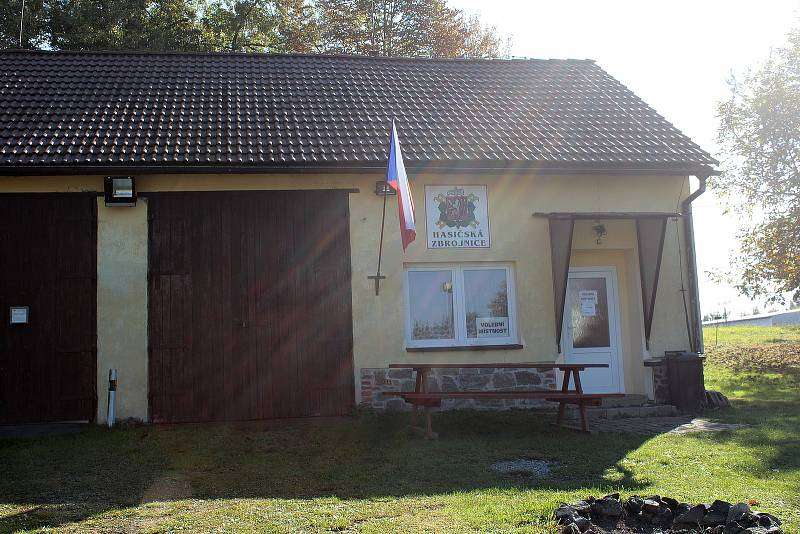 Volby v Petrovicích.