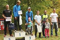 Hlavní kategorii ovládl Rudolf Jánošík, druhý skončil Marek Jirásek, třetí Michal Kašpar.