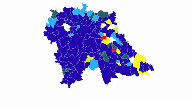 Jak se na Benešovsku volilo do Evropského parlamentu.