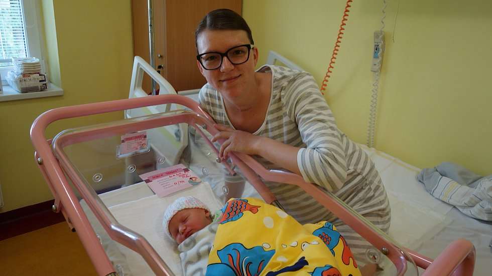 Nikola Prudká se rodičům Lucii Sedláčkové a Martinu Prudkému z Benešova narodila 20. října 2019 v 11 hodin a 16 minut, vážila 3680 gramů a měřila 51 centimetrů.