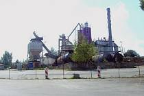 obalovna v Chotýšanech