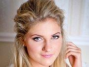 Kandidátky Miss hasička Středočeského kraje 2013 - Iveta Nácovská, Benešovsko.