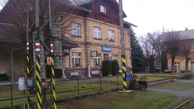 Na nádraží Střezimíř by mohla vzniknout muzejní expozice drážních vozidel.