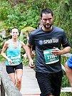 Na závodě Spartan Race.