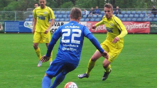 Vlašim doma padla s Varnsdorfem 0:1.
