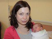 Kateřina Berková s mámou Markétou Raiskupovou, Týnec nad Sázavou