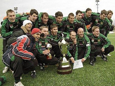 Vítěz Tipsport ligy 2008 - FK Marila Příbram.