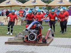 Benešovská hasičská liga odstartovala v Drahňovicích
