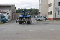 Po případném přestěhování družstva do Petrovic by městu ubyla dopravní zátěž.