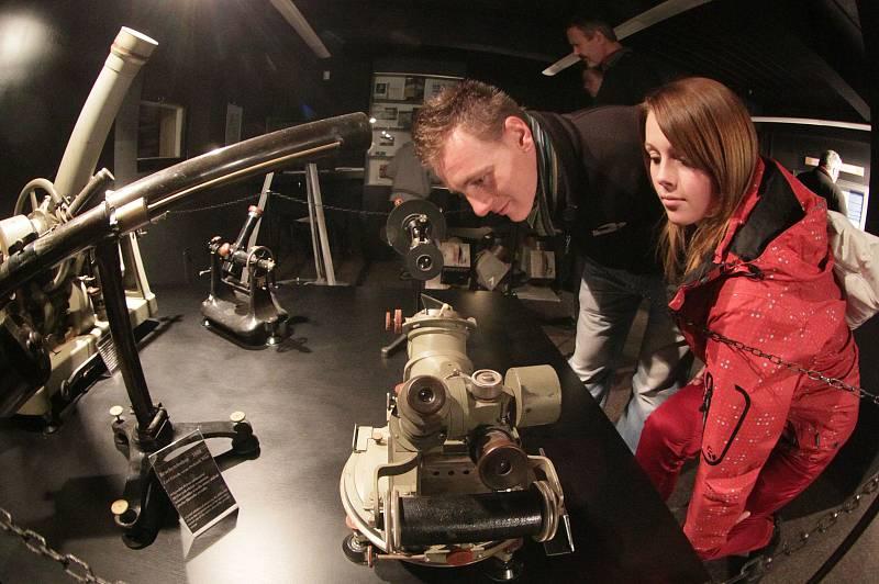 Hvězdárnu pravidelně navštěvují zájemci při každoroční Evropské noci vědců.