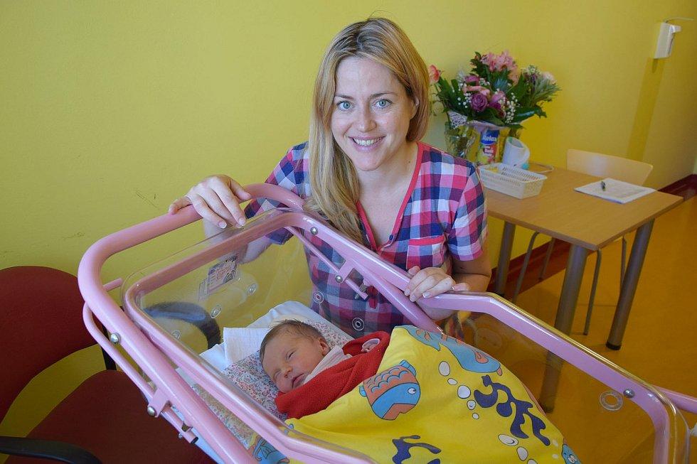 Sofie Svobodová se Jaroslavě Novotné a Janu Svobodovi narodila v benešovské nemocnici 6. září 2021 v 0.03 hodin, vážila 3620 gramů. Doma v Kladrubech má bratra Jana (3).