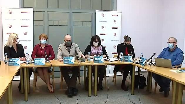 Webinář Středočeského kraje.