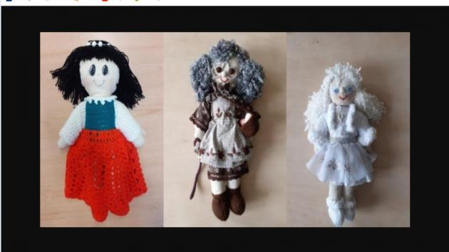 Vítězné panenky Miss panenka senior Středočeského kraje 2019