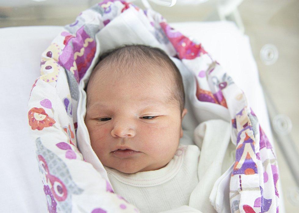 Hedvika Hrušková se narodila v nymburské porodnici 22. února 2021 v 22.05 hodin s váhou 3120 g a mírou 48 cm. V Pečkách bude holčička vyrůstat s maminkou Terezou, tatínkem Janem a sestřičkou Editou (2 roky).