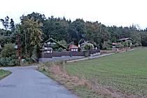 Jednou z poříčských rekreačních oblastí je ta kolem vrchu Lutova.