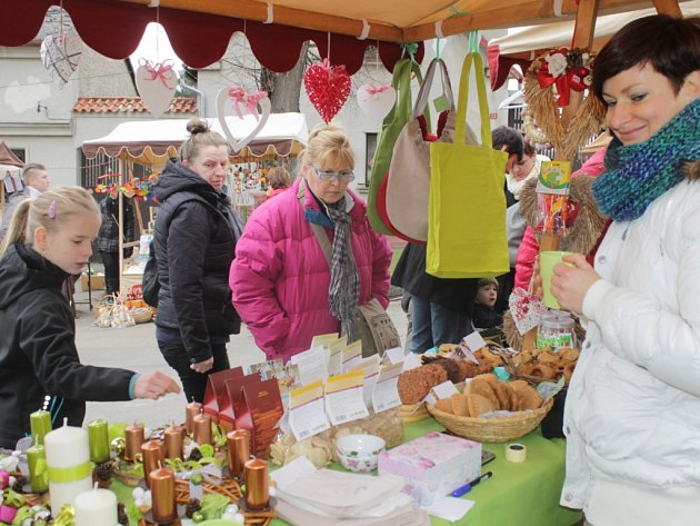 Vánoční jarmarky mají v Kondraci už mnohaletou tradici.