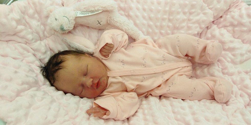 Nela Šmejkalová přišla na svět 22. února 2021 ve 3. 22 hodin v čáslavské porodnici. Pyšnila se porodní váhou 3570 gramů a délkou 53 centimetrů. Domů do Kolína si ji odvezli maminka Veronika a tatínek Ondřej.