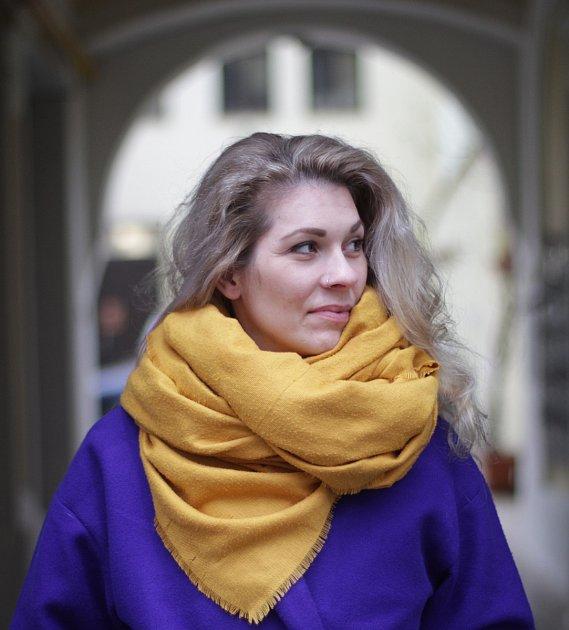 Lidé odvedle: Alena Ochepovsky Bartková