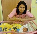 Barbora Mužíková se narodila Andree Kovářové a Stanislavu Mužíkovi z Benešova 11. června 2019, vážila 3070 gramů a měřila 46 centimetrů.
