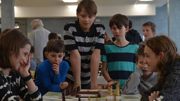 Turnaj šachové školy STAMAT