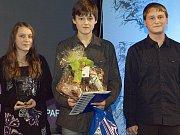 Mladí šachisté Spartaku Vlašim svou kategorii vyhráli.