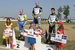 Semifinále MS na ploché dráze v Divišově.