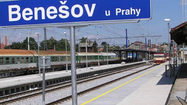 Nový peron