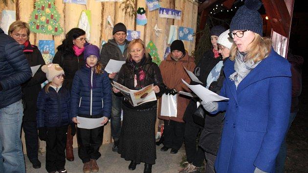 Česko zpívá koledy 2019 v Miličíně