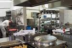 Kuchyně RÚ Kladruby je před rekonstrukcí.